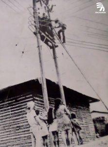 En 1972 Electrohuila inicia el plan de electrificación rural en 3 frentes simultáneamente norte, centro y sur del departamento del Huila. Así como se entregan a satisfacción las Subestación de Garzón, La Plata y Fortalecillas.