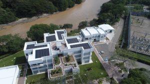 En el 2017 se realiza la inauguración de la nueva sede administrativa El Bote edificio con certificación leed y sistema de generación fotovoltaica que recibió premio COCIER- ASOCODIS por mayor evolución en el área de suministro de energía.
