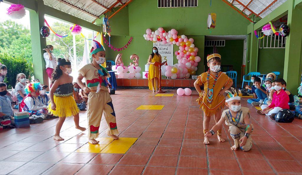 Galería – El Colegio Asociación Cultural Electrohuila cumplió 43 años