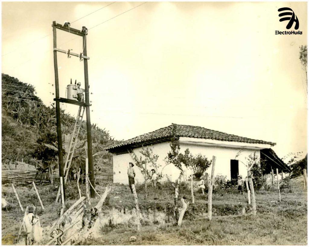 Galería: Historia de Electrohuila #74años