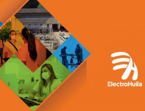 """""""2020, un año de retos, cambios y transformaciones para Electrohuila""""."""